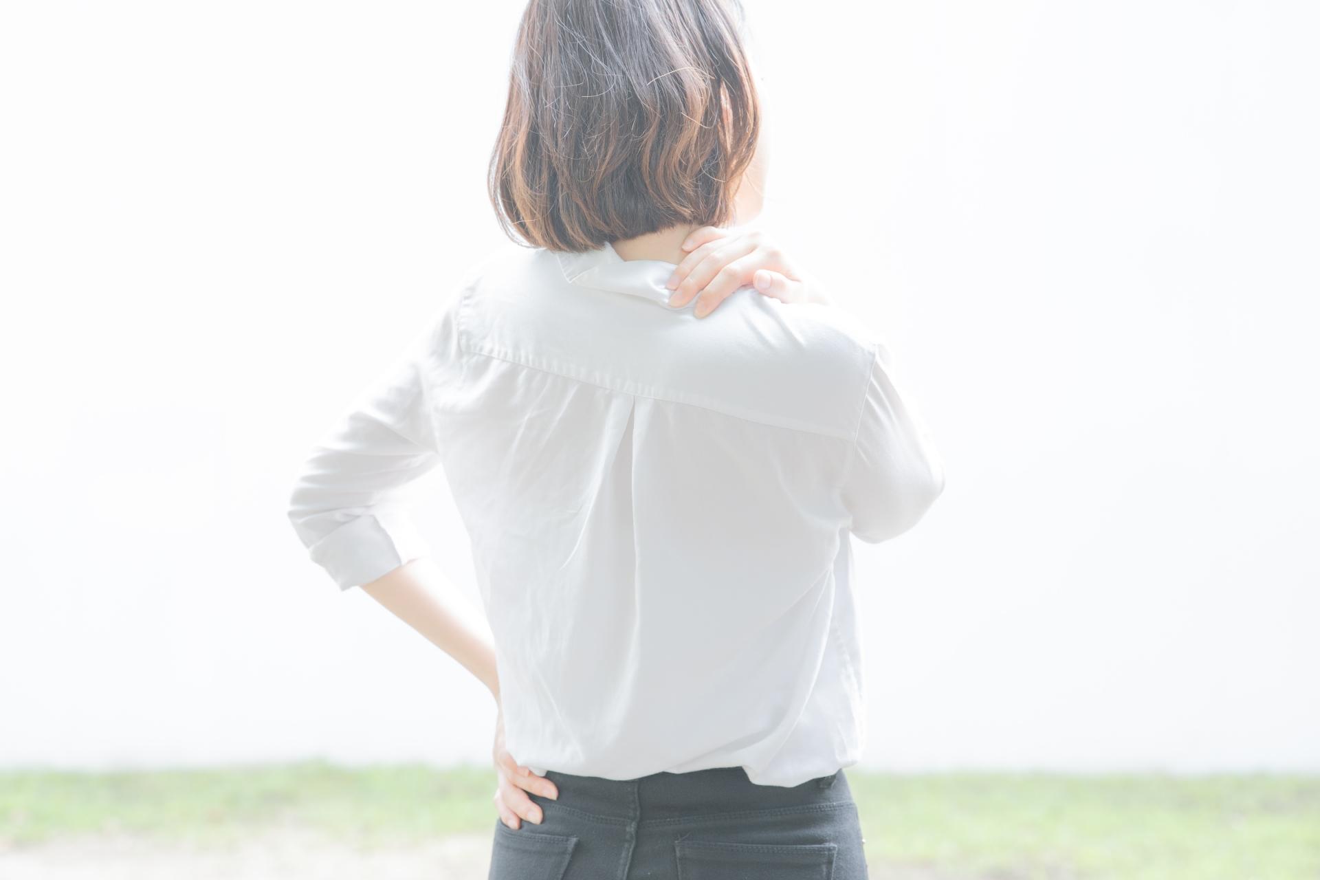肩こり 東京脊椎クリニック